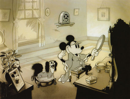 Which Mickey's film is this picture from ?
