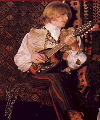 Who made the decision to find a new guitar player to replace Rolling Stones founding member Brian Jones?