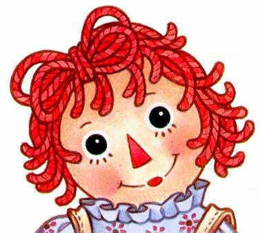 Raggedy Ann was created as a doll in ?