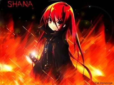 who gave name to shana?