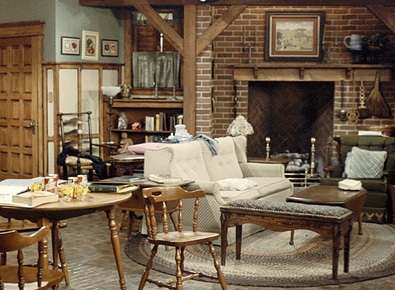 Name that TV Living Room: