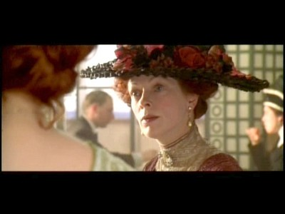 Ruth : You're not to see that ____ again. Do you understand me? Rose, I forbid it. Rose : Oh stop it, mother. You'll give yourself a nose bleed.