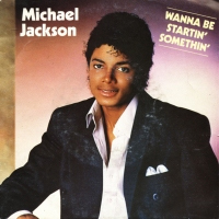 Wanna Be Startin' Somethin' is on which album ?