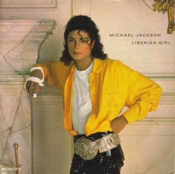 """T/F : David Copperfield appears in the video """"Liberian Girl"""" ?"""
