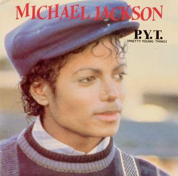 """For Thriller 25, who remixed """"P.Y.T. (Pretty Young Thing) ?"""