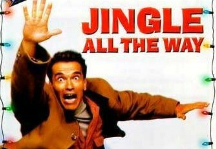 "Christmas films - In the film ""Jingle all the way"" what was the name of the toy everyone wanted ?"