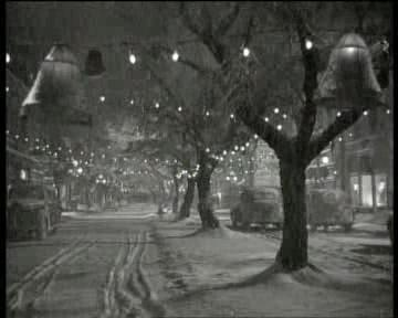 "Christmas Films - In the film ""It's a Wonderful Life"" What happens everytime a bell rings ?"