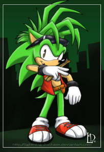 What is the name of Sonics brother