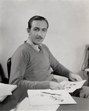 What was Walt's favorite childhood story of all time?