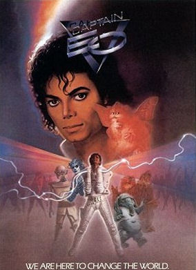 "Who directed ""Captain EO"" ?"