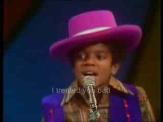 who's lovin' tu was famously performed por jackson five on the ed sullivan mostrar in?