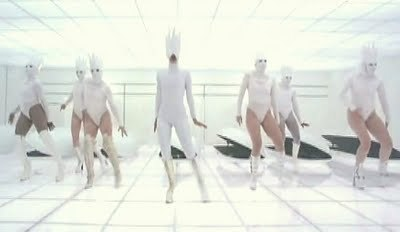 The Music Video for Bad Romance was filmed in which country?