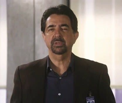 What religion is SSA David Rossi??