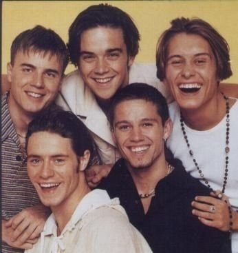 What was the rendez-vous amoureux, date that Take That officially split?