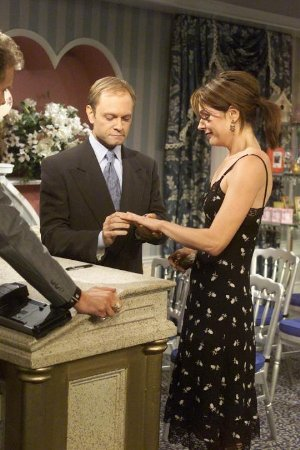 Which season did Niles & Daphne get married? - The Frasier ...