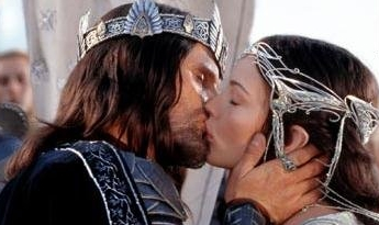 In which বছর Arwen got married to Aragorn?