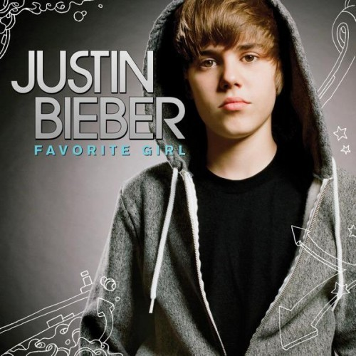 To whom did Justin Bieber dedicate the song &#34;Favorite Girl&#34;?