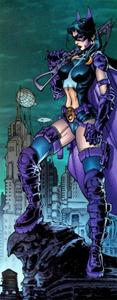 Hunterss Has Also Moonlighted as Which Other Gotham Girl?