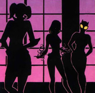 The place where Catwoman, Harley Quinn and Poison Ivy live is _________ ?