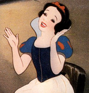 Who voiced Snow White ?