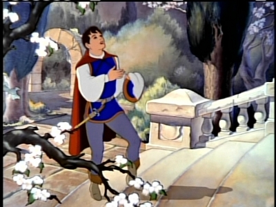 Who voice Snow White's Prince?