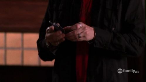"As of ""The Wish Pretzel"", what is Evan listed as in Cappie's phone?"