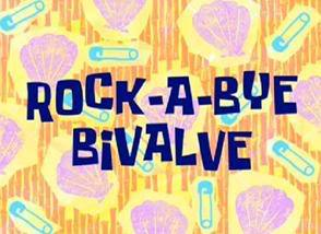 In the episode Rock-A-Bye Bivalve how many time cards were shown?
