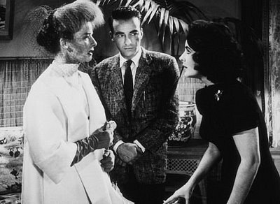 "Elizabeth Taylor : In ""Suddenly, last summer"" she played ?"