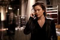 In what season was Michelle Dessler trapped in a hotel with the virus?
