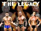 who is the only third generation superstar in legacy?