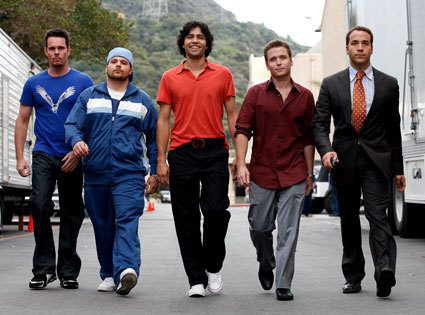What is the theme song of Entourage?