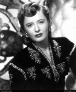 Barbara Stanwyck : How many husbands ?