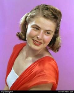 Ingrid Bergman : How many husbands ?