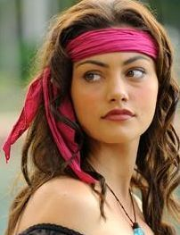 what job is Phoebe Tonkin?
