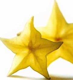 The carambola is a tropical and subtropical fruit.