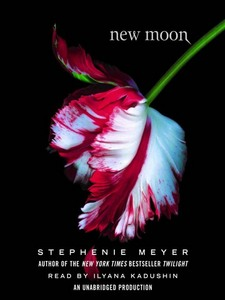 "How many times is ""Alice"" written in New Moon the book?"
