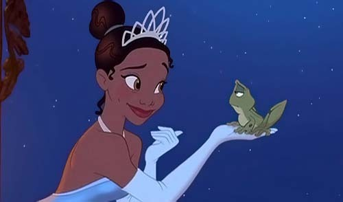 What is Tiana's dream?