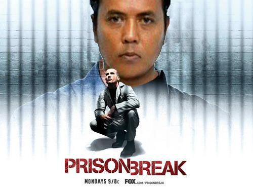 Who from 'the GazettE' likes to watch Prison Break?