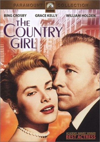 """Grace Kelly : In """"The Country Girl"""" she played ?"""