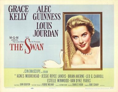 "Grace Kelly : In ""The Swan"" she played ?"