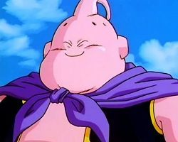 What is the date of death of majin boo?