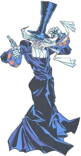 Who is this villain ?