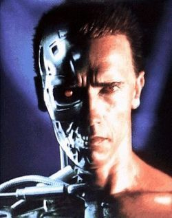 Which of these words has NEVER been uttered by the T-800?