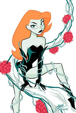 Which City Is Poison Ivy Originally From?