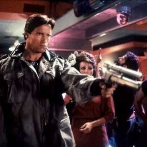 What was the name of the club this scene was from in The Terminator?