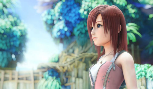 What does Kairi's name mean?