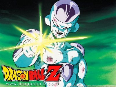Who killed Frieza in dbz??