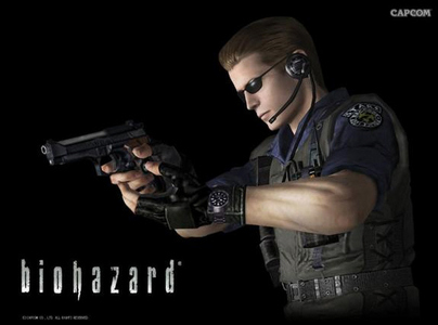 What Is Wesker's First Name?