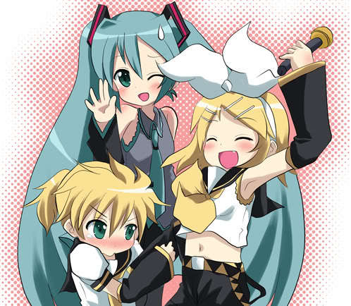 In what song does UTAU (Teto Kasane) Akita Neru and Miku Hatsune sing that is most popular???