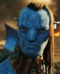 Name this character, who was one of the Omaticaya Clan's finest warriors & archery experts and was supposed to be the mate of Neytiri.